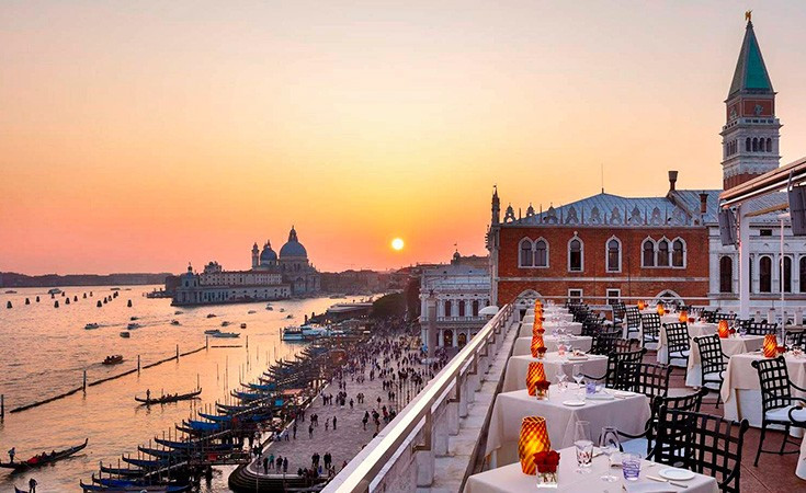 Most Expensive Restaurants in Venice