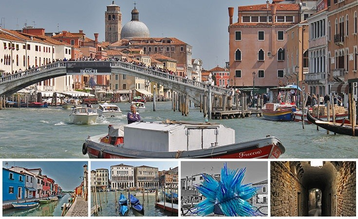 What to visit in Venice