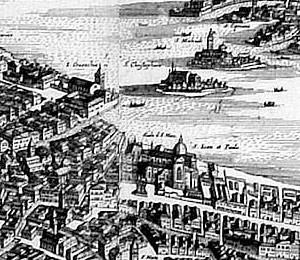 Mapa Venecije