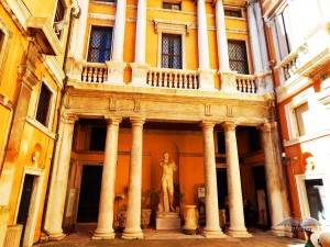 Archeological Museum in Venice