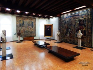 Gallery Giorgio Franchetti, Ca' d'oro
