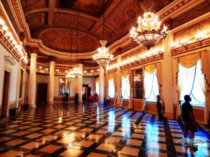 Museum Correr, the ballroom