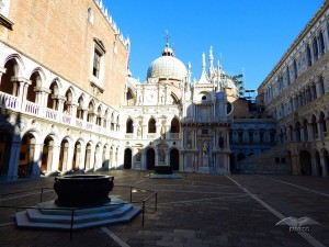 Muzej Palazzo Ducale, dvorište