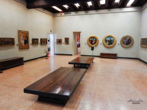 Art gallery Giorgio Franchetti in Ca'd' Oro building