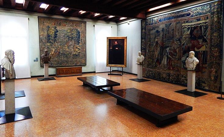Gallery Giorgio Franchetti in Ca'd' Oro