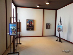 Art gallery of the museum Correr