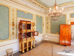 The imperial rooms of the Museum Correr