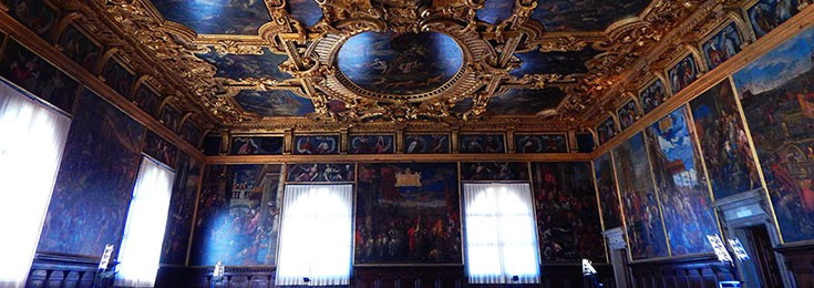 Museum Palazzo Ducale in Venice