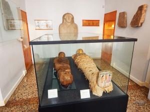 Archeological Museum, ancient mummies