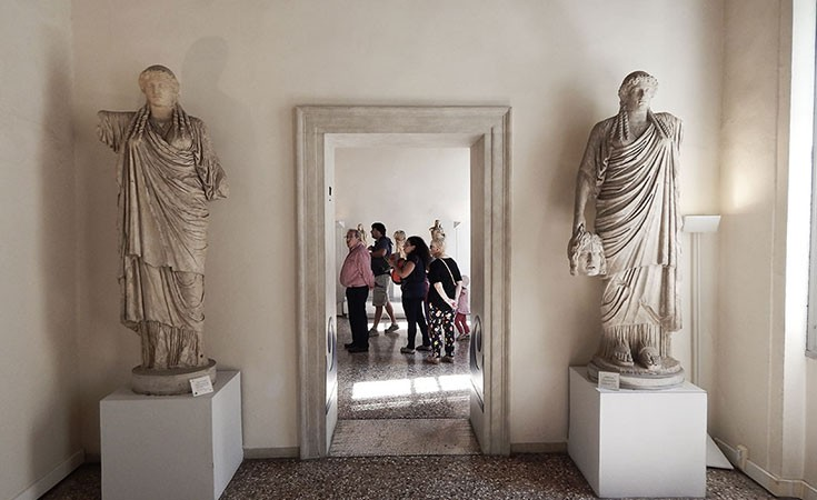 National Archeological Museum in Venice