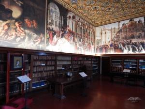 Velika škola San Marko u Veneciji, sala dell'Albergo