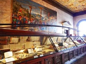 Velika škola San Marko u Veneciji, sala Capitolare