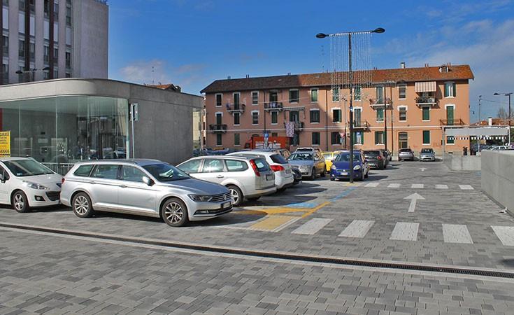 Parking in Via Cappuccina Mestre