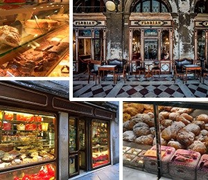 Pastry Shops in Venice