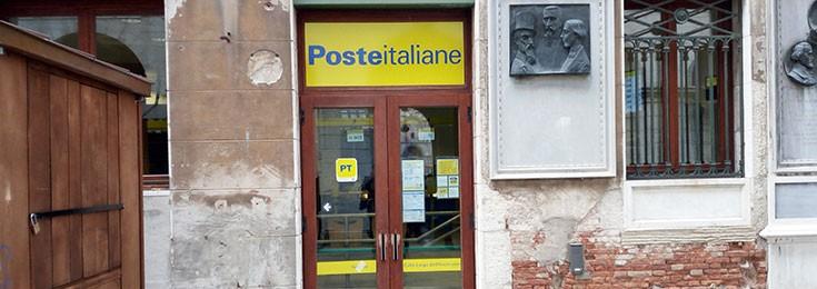 Pošta na Trgu Svetog Marka u Veneciji