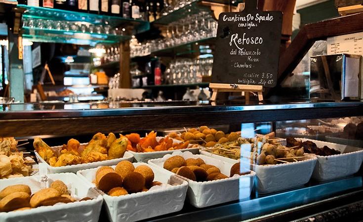 Restoran Cantina Do Spade