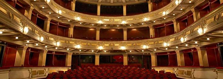 Srpski turizam - Beograd National-theatre-belgrade