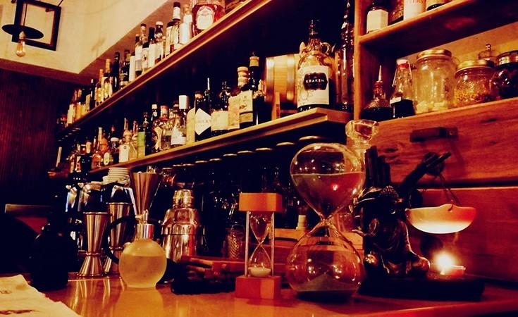 Time Social Bar u Veneciji