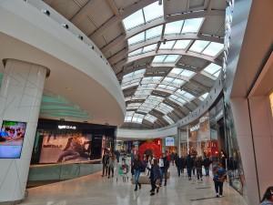 Nave de Vero shopping mall in Venice