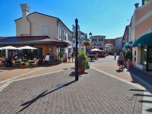 Noventa di Piave design outlet stores near Venice
