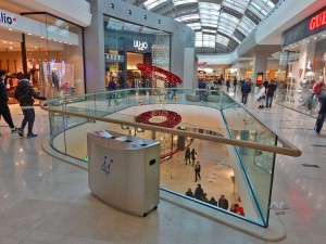 Nave de Vero shopping mall in Venice