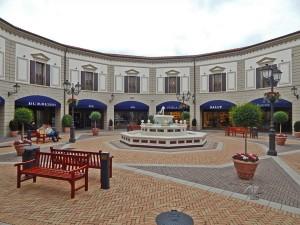 Noventa di Piave designer outlet stores near Venice