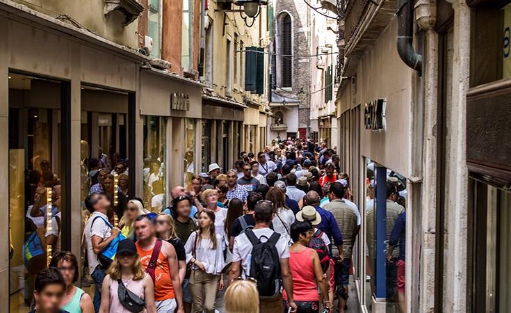 Nezaobilazna šoping zona Venecije