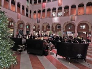 T- Fondaco luxury shopping mall in Venice