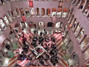 T- Fondaco luxury shopping mall in Venice