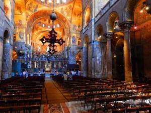 Basilica of San Marco in Venice