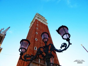 The Bell Tower of Basilica of San Marco