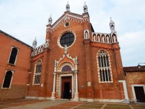 Church Madonna dell' Orto