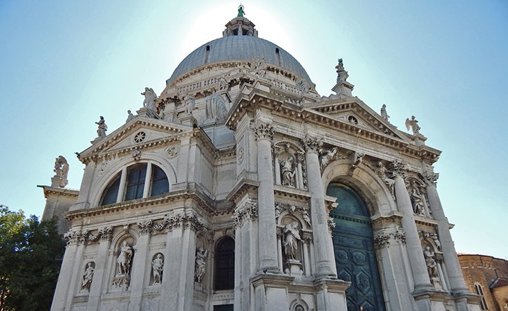 Bazilika Santa Maria della Salute u Veneciji
