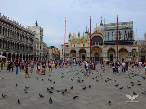 Basilica of Saint Marko in Venice