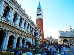 Zvonik bazilike Svetog Marka u Veneciji