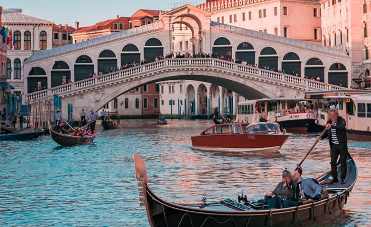 Most Rialto u Veneciji