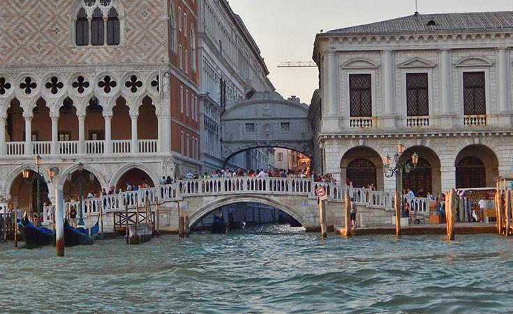 Most uzdaha u Veneciji