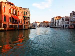 Veliki kanal (Canale Grande) u Veneciji