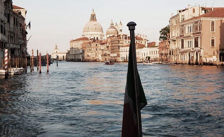 Veliki Kanal u Veneciji