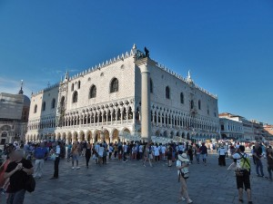 Doge's Palace on Piazza San Marco