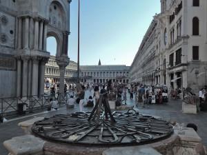 Piazzetta dei Leoncini in Venice