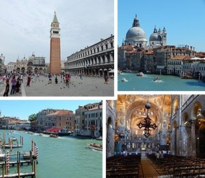 Sights in Venice