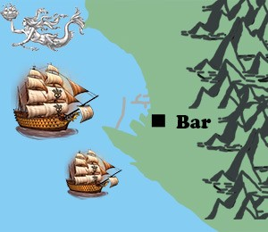 Map of Bar
