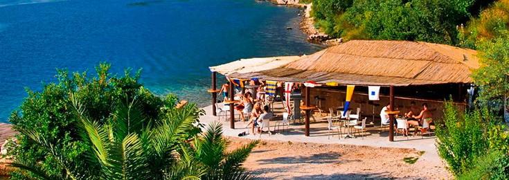 Kostanjica Beach