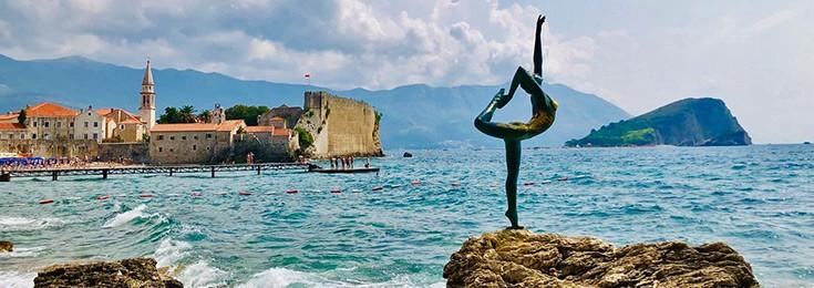 Statua Balerine