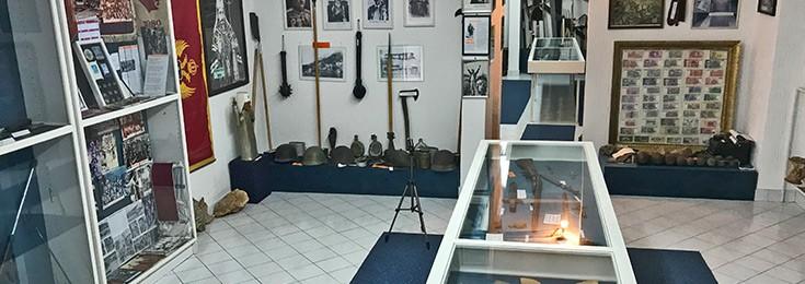 Arheološki muzej Budva