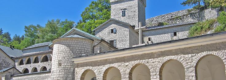 The Cetinje Monastery