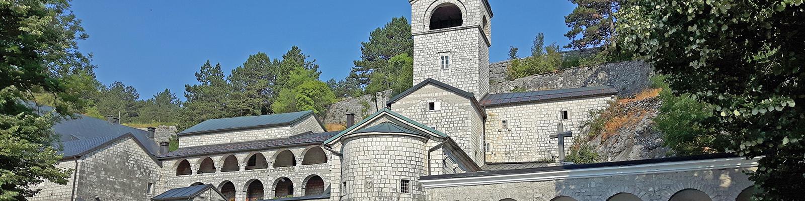 History of Cetinje