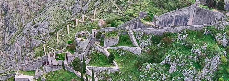 Kotorska tvrđava
