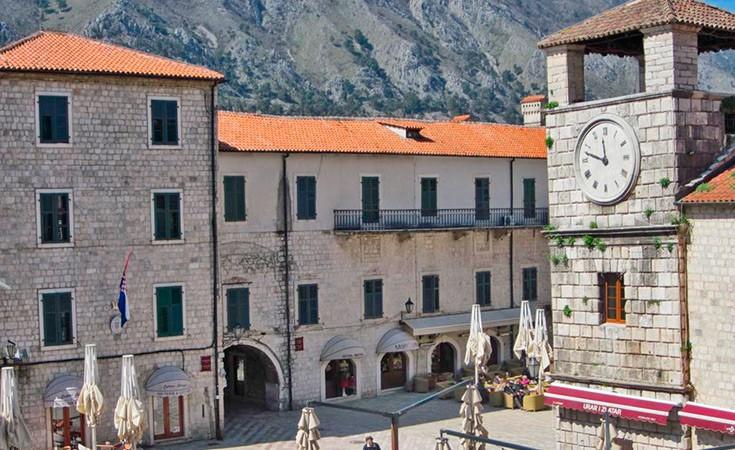 Bizanti Palace